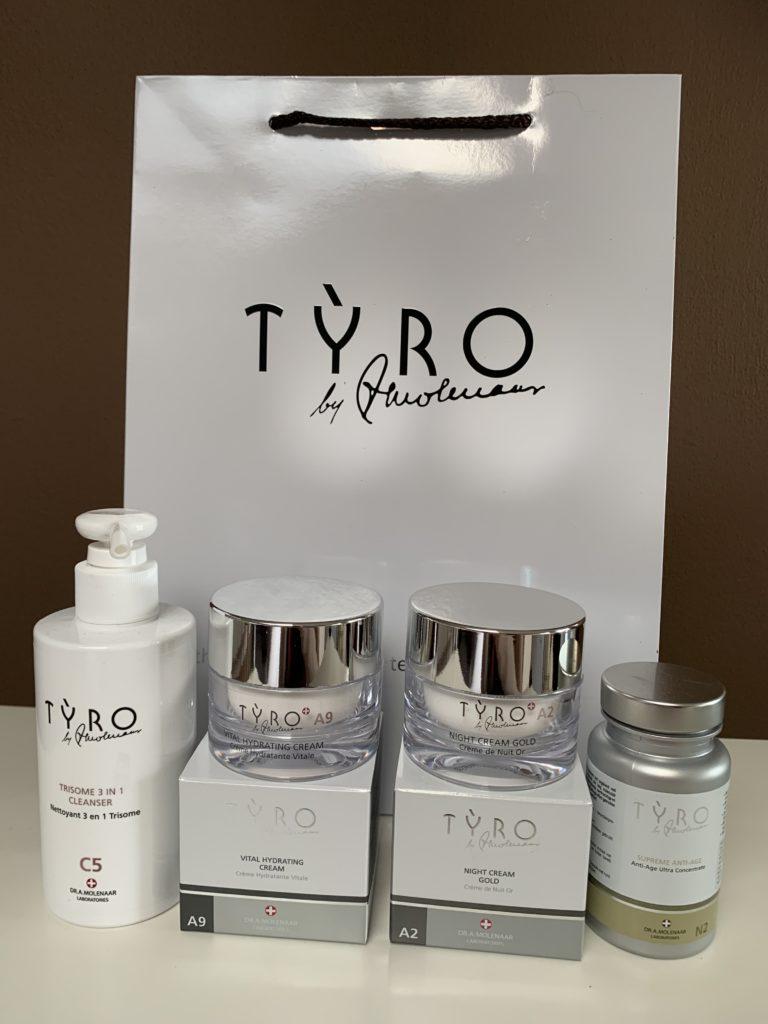 TYRO Anti Age Pakket met Neutraceuticals bij Beauty in Vanity Heerenveen