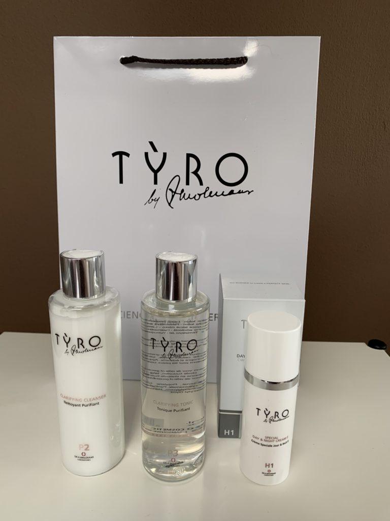 TYRO Ultimate Purifying pakket zonder Neutraceuticals bij Beauty in Vanity Heerenveen