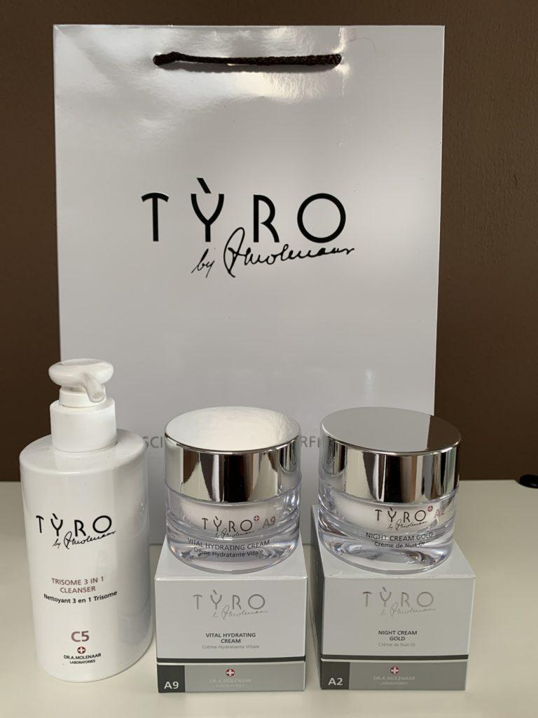 TYRO Anti Age Pakket bij Beauty in Vanity Heerenveen