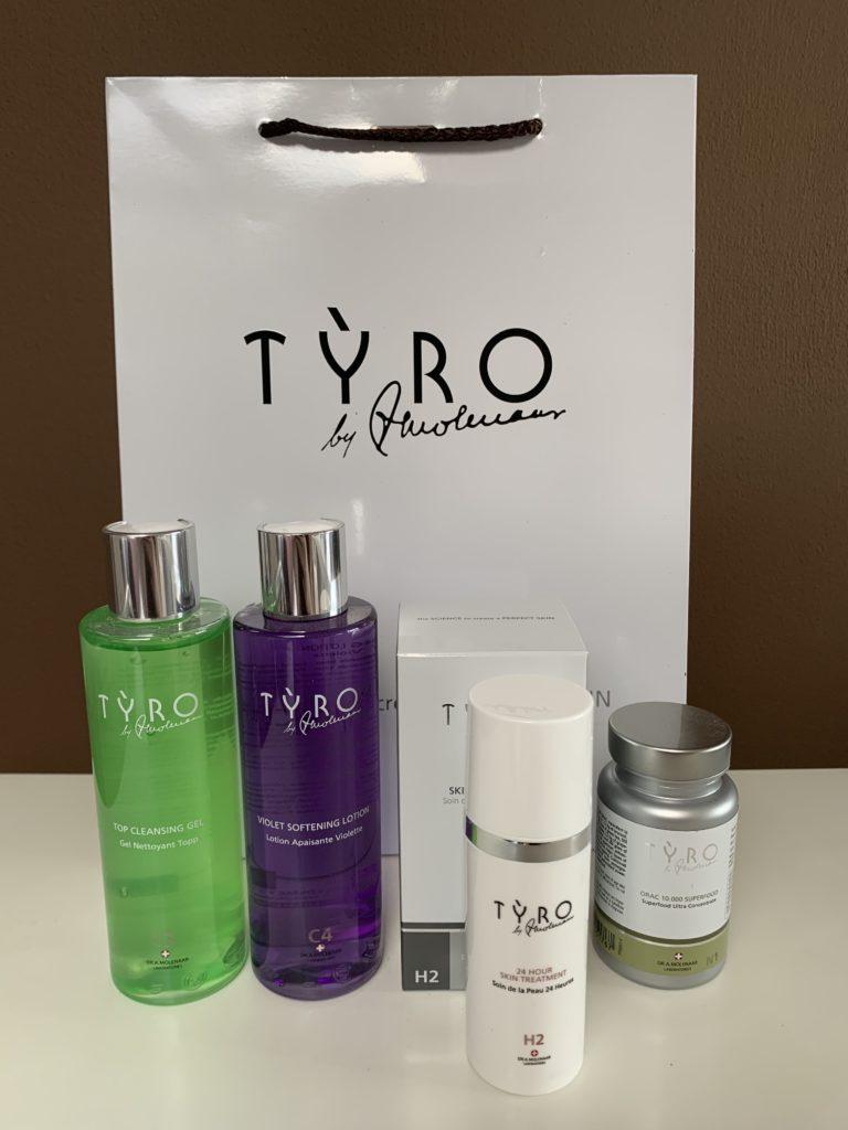 TYRO Mannen pakket met Neutraceuticals bij Beauty in Vanity Heerenveen